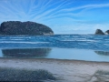 Meeting of the tides - Whangamata