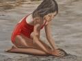 Beach maiden