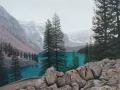 Lake Morraine - Alberta